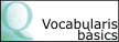 Vocabularis b�sics